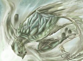 Male Air Spirit by TheDonQuixotic
