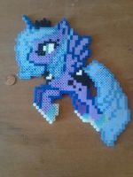 Princess Luna Perler by Perler-Pop