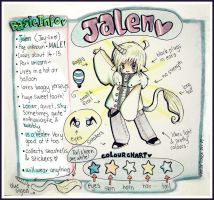 Jalen Reference. by owlink