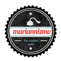 my logo by mariannizmo