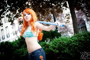 One Piece - Nami 2 by LiquidCocaine-Photos
