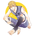 KnB - Kise Ryouta by milaa-chan