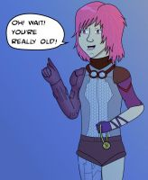 Titansgrave: Hey you're old! by NextTrickAnvils