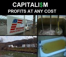 Capitalism in West Virginia by Valendale
