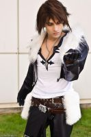Squall Dissidia cosplay by Eyes-0n-Me