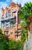 Tower of Terror by AllyCat1994