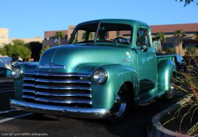 Chevy Truck by worldtravel04