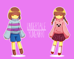 UNDERTALE by jangsoyoung