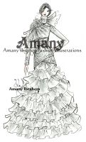 Bridal collection 01 by AmanyIbrahem