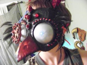 owlett mask completed!! by GYPSY-kinda-UNSAFE