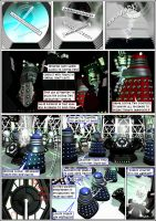 New Dalek Chronicles 1: Pg 6 by Librarian-bot