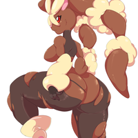 Mega Lopunny by KirbySuperStar96