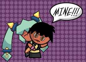 MML: This is mine. by Megaman-Legends-Club