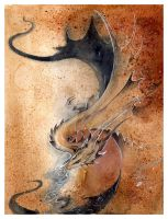 Flight by RubisFirenos
