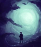 To Heaven by elicenia