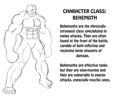 Supreme Character Class - Behemoth by Trueform