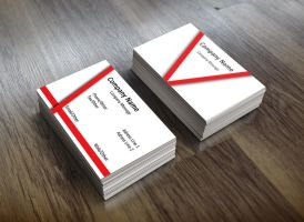 Mail Business Card by SobohRami