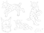 sketch page for kkid210 by thelunacy-fringe