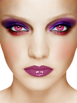 Passion for purples colorize by AliceCullen88