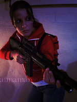 Left 4 Dead - Zoey 4 by MissInsatiable