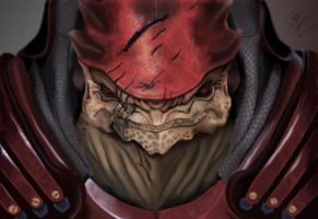 Wrex. by theant4