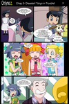 Onlyne Z Chap.5 Disaster! Tokyo in Trouble!- 07 by BiPinkBunny