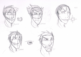 Face types by Racesolar