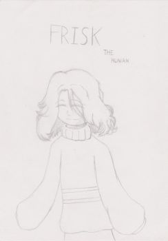 Frisk The Human by Tearahk