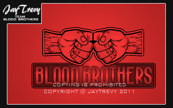 Blood Brothers by JayTrevyStudios
