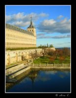 Escorial by Ana-D