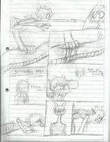 Mini comic  Mitologia AU 3 by visionthefox