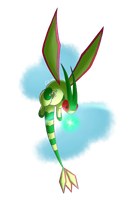 Flygon used Dragon Pulse! by Eifi--Copper