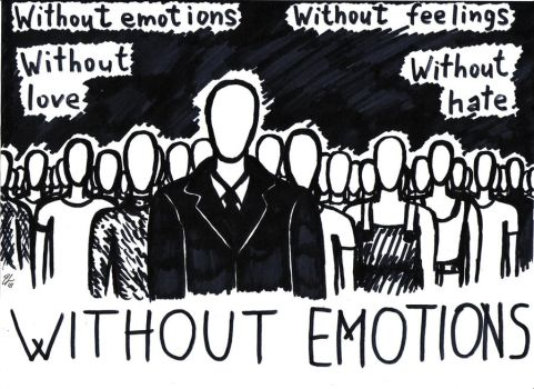 Without emotions by PushsteiN