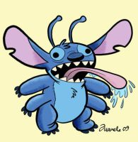 Stitch Jam by Juanele