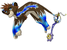 Sora-Lion Wisdom Form by BosleyBoz