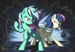 Lyra's Last Stand by GSphere