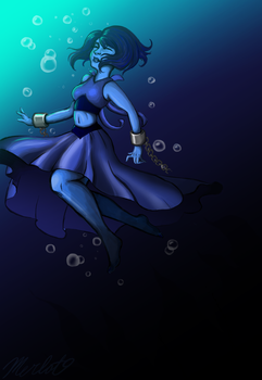 Water Witch by Lady-of-the-Evening