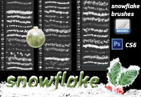Snowflake by roula33