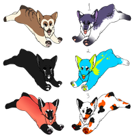 Puppy adopts 1 closed by eco226