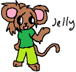 new htf oc Jelly by Painted1994