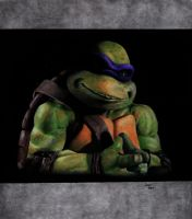 Donatello by ActionHankBeard