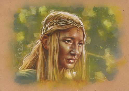 Galadriel by JeffLafferty