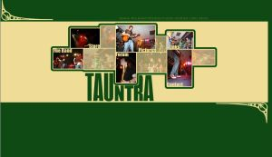 Tauntra Web Site by True-Believer
