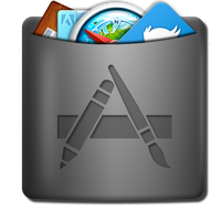 Applications folder by bubusoft
