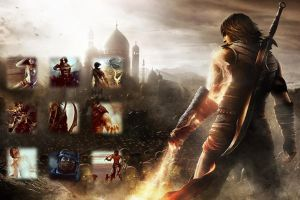 Prince of Persia Avatar Pack by BeHappy3
