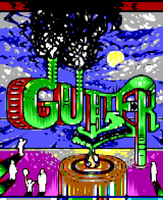 Gutter Logo by 4oqos