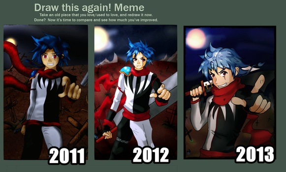 Kazuo - Before and After by Lan2007
