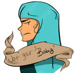 Not Your Baby by theHagaren