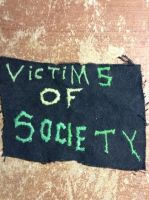Victims of society by inkdrawn