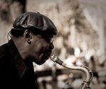 Jazz in the Park by DostorJ